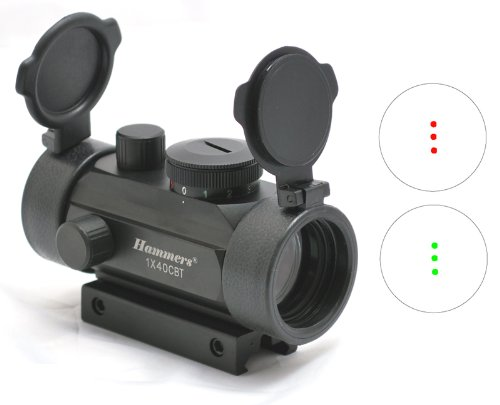 Hammers Crossbow Red Dot Sight Review