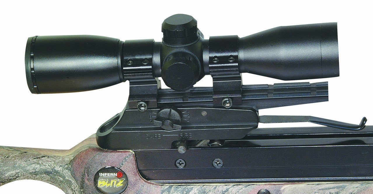 Arrow Precision Illuminated Crossbow Scope