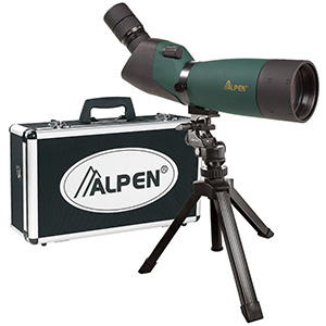 Alpen 20-60x80 Spotting Scope Review