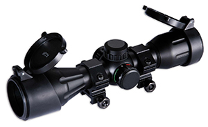 Carbon Express 4x32 Pro 5-Step Lighted Crossbow Scope Review