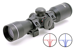 Hammers 4x32 Illuminated Crossbow Scope Review