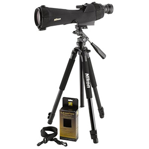Nikon ProStaff 5 82mm Spotting Scope Outfit Packag